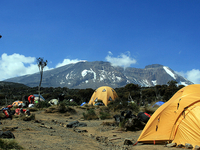 Kilimanjaro ruta Shira