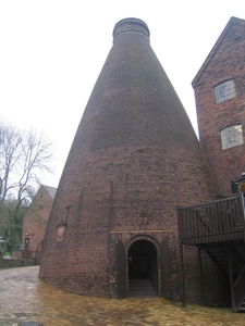 Kiln At Coalport China Museum