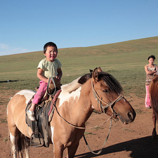 Kina Og Mongolia
