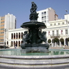 King George Square In Patra