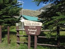 Kingston Creek Guard Station