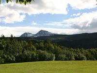 Kjarnaskogur woods