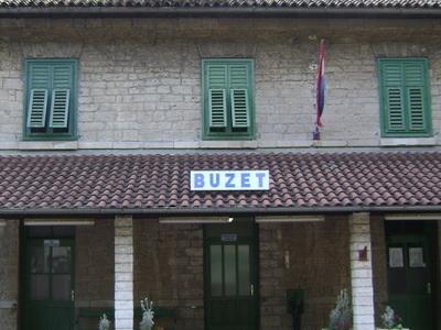 Kolodvor  Buzet