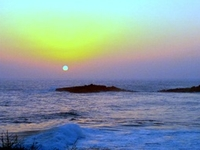 Kovalam Light House Beach