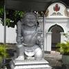Kraton Sultan Statue