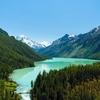 Kucherlinskoe Mountain Lake - Altay Russia