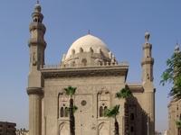 Mezquita Madrasa del sultán Hassan