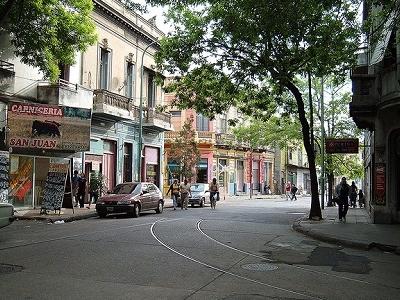 La Boca Street View - Buenos Aires