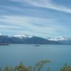 San Valentin Seen From Lake General Carrera