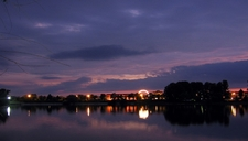 Lake In Costinesti - Constanta