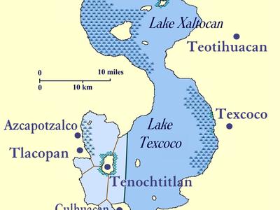 Lake  Texcoco C  1 5 1 9