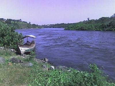 Lake Victoria @ Jinja UG