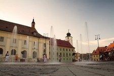 Large Square - Sibiu City