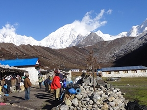 Tsum Valley Manaslu Larke Pass Trekking Photos