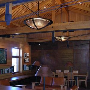Laurance S. Rockefeller Preserve Center At Grand Tetons - Wyoming - USA