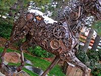 Museo Leanin 'Tree of Western Art