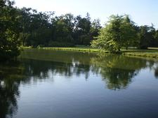 Lednice Garden Lake