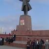 Lenin Statue Osh