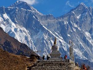Lhotse Expedition 2014 Photos
