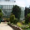 Glasshouse Of The Botanical Garden