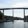 Justøy Bridge Over Blindleia In Lillesand