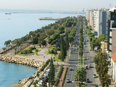 Limassol City View