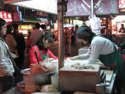 Liouho Night Market
