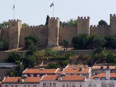 Castle Of Sao Jorge