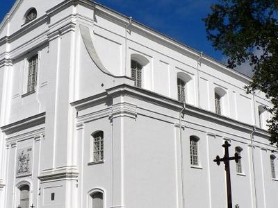 St George Church In Veisiejai