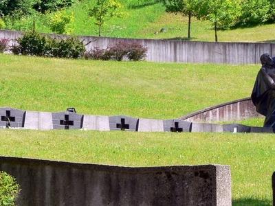 Lithuania  Vilnius  Antakalnis  Cemetery  Musoleum