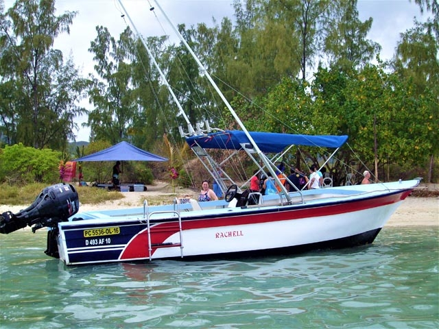 20% Off on Big Game Fishing in Mauritius Photos