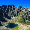 Litworowy Lake & High Tatras