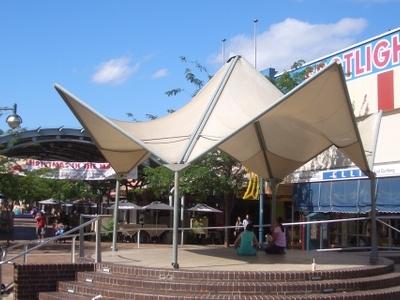Liverpool  Macquarie  Street  Mall