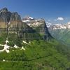 Livingston Range - Glacier - USA