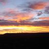 Llano Estacado Caprock At Sunrise