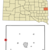 Location In Brookings County And The State Of South Dakota