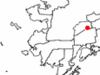 Location Of Cantwell Alaska
