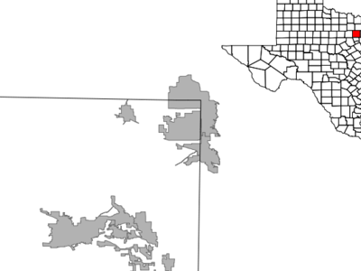 Location Of Cresson In Parker County