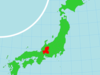 Location Of Gifu Prefecture