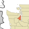 Location Of Silverdale Washington