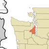 Location Of Suquamish Washington