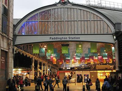 London Paddington Station