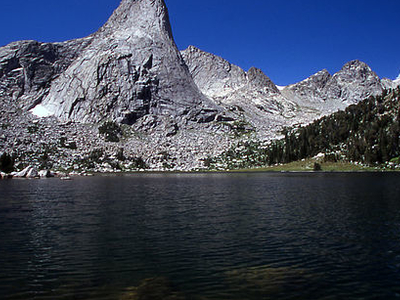 Lonesome Lake - Soshone
