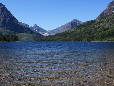 Lone Walker Mountain - Montana - USA
