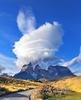 Los Kuernos Chilean Patagonia - Torres Del Paine National Park