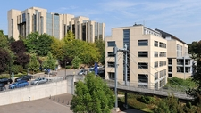 Luxembourg Hollerich Office