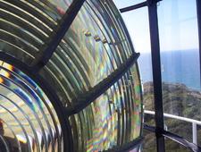 Lens At Cape Byron Light