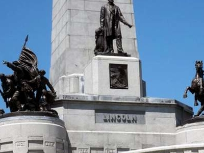 Infantry And Cavalry Statues
