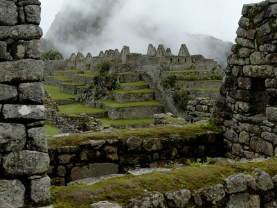 Machu Picchu Residential Section