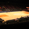 Madison Square Garden's Basketball Court